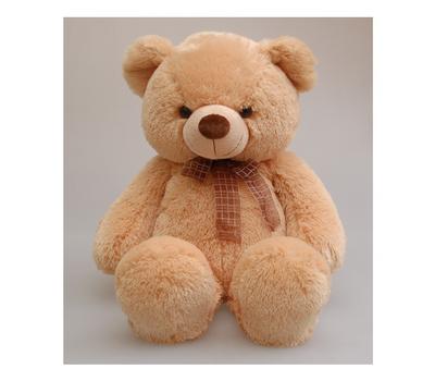 AURORA Игрушка мягкая Медведь медовый с бантом 69см (30-249), фото 2