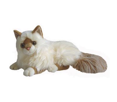 (62-174) AURORA Игрушка Мягкая Кошка персидская 45см, фото 1