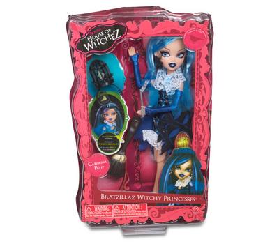 (524144) кукла Bratzillaz Забытые принцессы, Каролина, фото 3