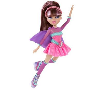 (525653) кукла Bratz Супергерои, Фиби, фото 1