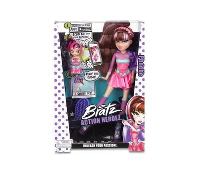 (525653) кукла Bratz Супергерои, Фиби, фото 2