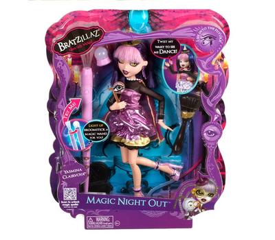 (519287) кукла Bratzillaz Магический бал, Жасмина, фото 2