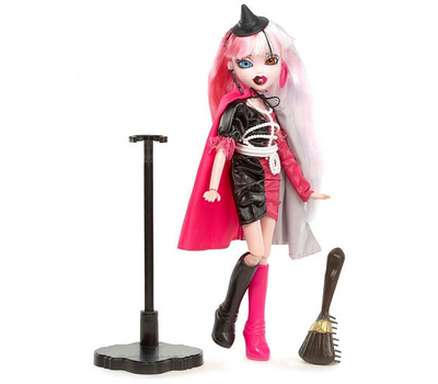 (517337) Кукла Bratzillaz, Клоэтта Спеллетта, фото 2