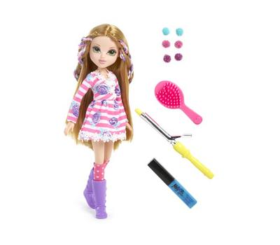 (111740) Кукла Moxie Стильная укладка, Брайтэн, фото 1