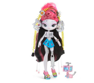 (521594) кукла Novi Stars Киборг Tily Vizon, фото 2