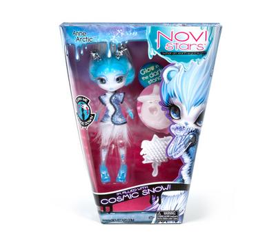 (521488) кукла Novi Stars Инопланетные друзья Anne Arctic, фото 2