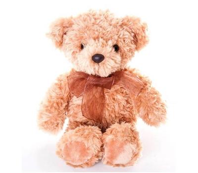 AURORA Игрушка мягкая Медведь светло-коричневый 20 см, фото 2
