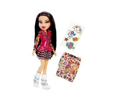 (515494) Игрушка кукла Bratz Клуб байкеров, Джейд, фото 1
