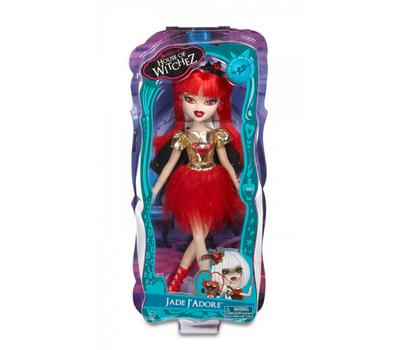 (523512) Игрушка кукла Bratzillaz Волшебница, Джейд Жадор, фото 2