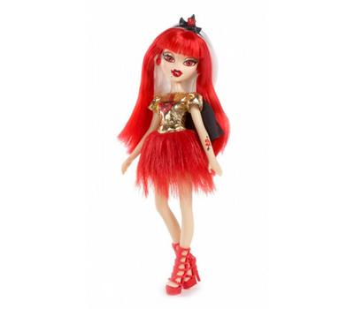 (523512) Игрушка кукла Bratzillaz Волшебница, Джейд Жадор, фото 1