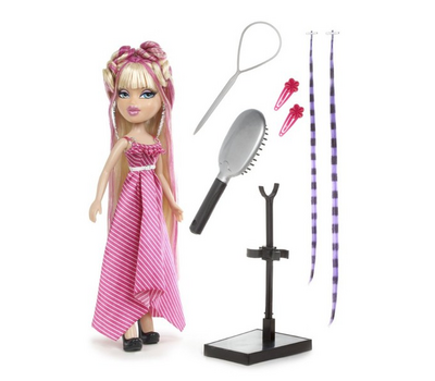 (501824) Игрушка кукла Bratz Волшебные волосы, Хлоя, фото 1