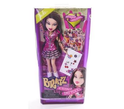 (515494) Игрушка кукла Bratz Клуб байкеров, Джейд, фото 5