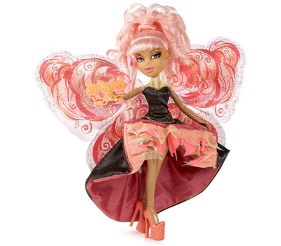 (515685) Игрушка кукла Bratz Сказочное превращение, Жасмин-Фламинго, фото 2