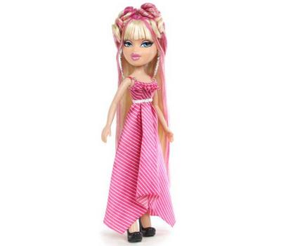 (501824) Игрушка кукла Bratz Волшебные волосы, Хлоя, фото 2