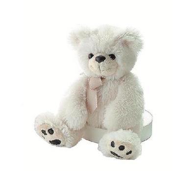 AURORA Игрушка мягкая Медведь кремовый 70 см, фото 2