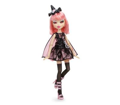 (519256) кукла Bratzillaz Магический бал, Джейд, фото 4