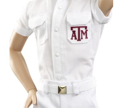 """Кукла Коллекционная Кен """"Техасский университет"""", Pink Label, фото 3"""