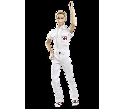 """Кукла Коллекционная Кен """"Техасский университет"""", Pink Label, фото 1"""