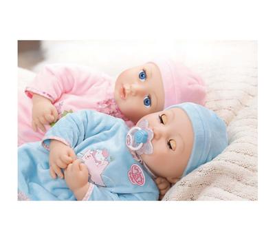 Кукла Baby Annabell многофункциональная в голубом, 43 см (794-654), фото 3