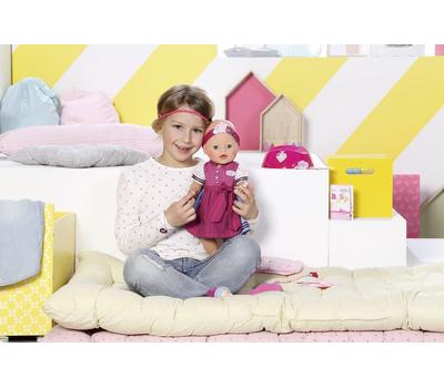 Кукла Baby Born Красотка интерактивная 43 cм с аксессуарами, фото 8