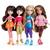 (511717) Игрушка кукла Братц Сокровища востока, Жасмин, фото 3
