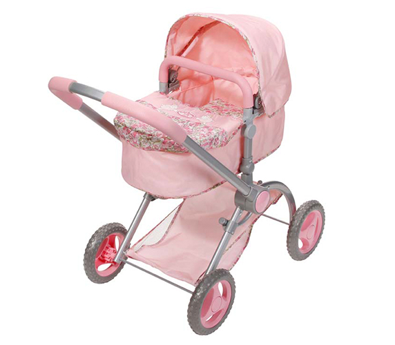 Игрушка Baby Annabell Коляска делюкс с сумкой, 2017, кор.