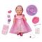 Игрушка BABY born Кукла Принцесса Интерактивная, 43 см, фото 1