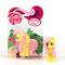 My Little Pony. Фигурка пластизоль Пони Флаттершай, со светом, в блистере, фото 1