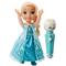 Кукла Эльза Холодное Сердце Принцессы Дисней, поющая с микрофоном (310780), фото 1