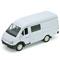 Игрушка модель машины ГАЗель фургон с окном (42387B), фото 1