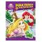 Набор Наклейки и раскраски Disney Принцесса фиолетовый Росмэн (Rosman) (24486), фото 1